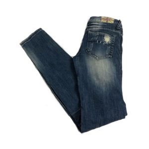 Machine Nouvelle Mode Skinny Jeans Size 25
